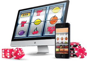 Online casino mobile phone service