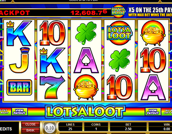 Gaming Club - Slots Lostsaloot