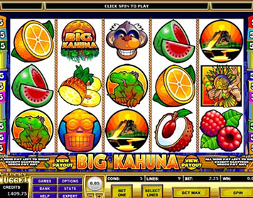 Jackpot City - Slots Big Kahuna