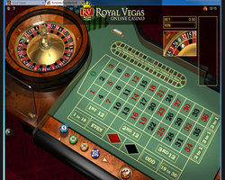 Roulette - Royal Vegas