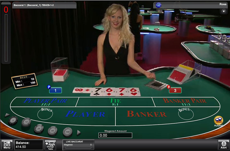 live online casino hot casino